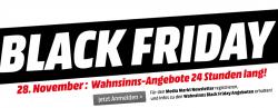 Mediamarkt.at: Black Friday Sale mit Wahnsinns-Angeboten 24 Stunden lang