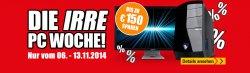 Medion: Die irre PC Woche bei Medion – Bis zu 150 Euro sparen