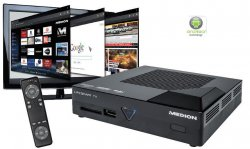 MEDION LIFE Internet & Media Player Box (MD 86711) für 39,95 € durch Gutschein (39,99 € Idealo) @Medion