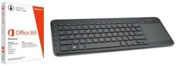 Microsoft Office 365 Personal + All in One Media Keyboard  für 55€ [idealo 68,89€] @Cyberport