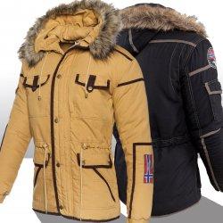 Nebulus Winterjacke Parka GSTAAD für 59,00 € (159,00 € Idealo) @eBay