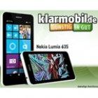 Nokia Lumia 635 + Klarmobil Allnet-Spar-Flat (D1-Netz) für 16,85 € mtl. @Handybude