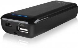 Powerbank IcyBox IB-PBa5200 1-Port 5V 5200mAh für 17,43 € (42,69 € Idealo) @Hitmeister