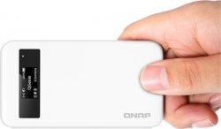 QNAP QGenie QG-103N Mobiles 7-in-1-NAS für 49,99 € mit Gutschein (123,35 € Idealo) @notebooksbilliger