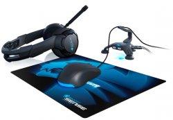ROCCAT Power Pack Compact 5in1 Competition Gaming Set für 84,99€ mit Gutschein @buecher.de