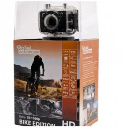 Rollei Action 5S Wifi Bike Edition 1080p @chainreactioncycles für 121,49€ mit Gutschein (idealo: 189,99€)
