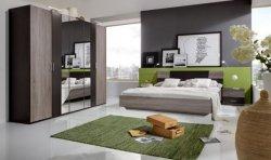 Schlafzimmer im Set mit Bett, Kleiderschrank und 2 Nachttischen für 279€ mit Versandkostenfrei-Gutschein @XXXL