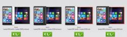 Sparhandy Vodafone Deal z.b. Nokia 930 Smartphone + 2520 Tablet für 39,99 € mtl. nur 1 € Zuzahlung
