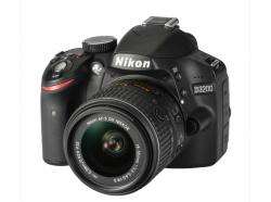 Spiegelreflexkamera Nikon D3200 + 18-55 VRII für 299€ Versandkostenfrei auf www.Mediamarkt.de