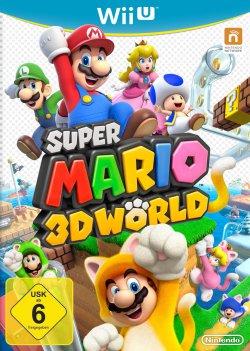 Super Mario 3D World für Nintendo Wii U @expert-technomarkt für 28,98€ (idealo: 43,99€)