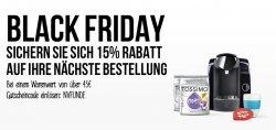 Tassimo 15% Gutschein mit 45€ MBW