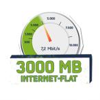 Telekom Netz: Internet mit 3GB + HotSpot effektiv für 4,99€ mtl. @Sparhandy