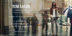 Tom Tailer 50% Gutschein mit MIndestbestellwert von 24 € @Tom Tailer