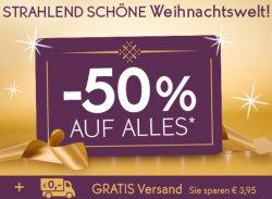 Yves Rocher: 50% auf Alles + versandkostenfrei  für kurze Zeit