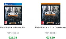 zavvi.de: Metro Redux für nur 25,39€ – Idealo ab ca. 35€