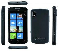 ZTE Tania – 4 GB – Schwarz (Ohne Simlock, GPS, Wlan,  4,3 Zoll) Windows Phone @ebay.de für 39,99€ (idealo: 89,99€)