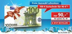 100 €uro Gutschein für 90 €uro @ pollin, 10 €uro geschenkt, versandkostenfrei
