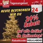 10€ Gutschein + 24 % Rabatt auf alles mit 10 € Mindestbestellwert @Sonderpreis-Baumarkt24