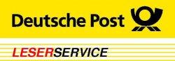 20 € Guthabenkarte für 10 € für alle Abonnements der Deutschen Post LESERSERVICE