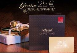 25 € Geschenkkarte gratis zu Einkäufen ab 100 € @ Outletcity