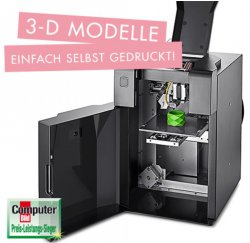 3D Drucker Testsieger der Computerbild Up!Mini PP3DP nur 449,10€ (Idealo: ab 600€)