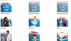5 Tage Film-Schnäppchen (Disney Klassiker, Blockbuster, US-Serien & mehr ) @ Amazon