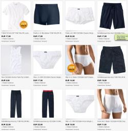 50% Rabatt auf CEBEBA/ Tom Tailor Underwear erhalten @ebay-Shop von CECEBA