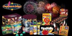 50 % Rabatt Wertgutschein für 10 € für Feuerwerksartikel @DailyDeal.de