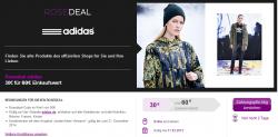 adidas bis zu vier 60 € Gutscheine für je 30 € @Vente-Privee