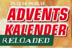 Adventskalender Reloaded noch bis zum 06.01.2015 @Redcoon