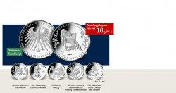 Alle 10 € Gedenkmünzen 2015 für nur je 10 € @ MDM