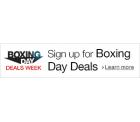 Amazon.co.uk: Boxing Day Sale (gestartet am  25.12.14)