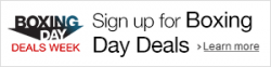 Amazon.co.uk: Boxing Day Sale (gestartet am  25.12.14)
