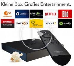 Amazon Fire TV BOX jetzt für nur 84€ anstatt 99€ @Amazon.de