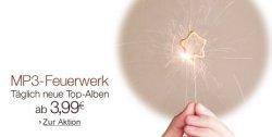 Amazon MP3-Feuerwerk: tägich. ausgewählte MP3-Alben ab je 3,99€   / Mc Fitti: Peace idealo 11,99€