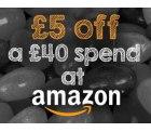 Bei Amazon.co.uk: £5 für Bestellungen ab £40 bei Bezahlung mit Mastercard