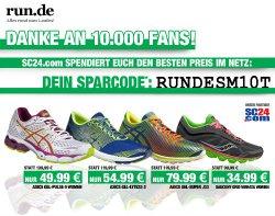 Asics Gel-Lyte33 3 für 54,99€, Gel-Pulse 6 Women für 49,99€ + 6,99€ Versand @sc24.com