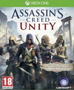 Assassins Creed Unity für Xbox One: ca. 35€ inkl. Versand (statt 54€) @amazon.uk