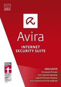 Avira Internet Security Suite 2015 3 User 3 Jahre für 5 € (59,90 € Idealo) @Avira
