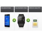BASE all-in classic Allnet-Flat mit Sony Xperia Z3 & Sony Smartwatch 2 für 35 € ( 33 € ADAC Rabatt ) @ Modeo