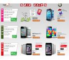 BIG SALE: z.b. Base Pur (50 MB, 50Freim., 50 Frei SMS) + iPhone 4S oder Samsung Galaxy S5 Mini für 7,50€ mtl. @ Logitel