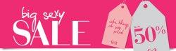 Big Sexy Sale mit bis zu 50% Rabatt @Hunkemöller z.B. BH Jenna für 9 € (27,95 € Idealo)