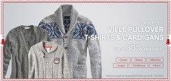 @ C&A bis zu 30% auf Pullover, T-Shirts & Cardigans + kostenlose Lieferung + 15€ Gutschein
