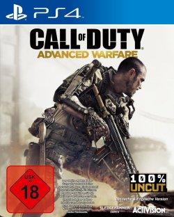 Call of Duty Advanced Warfare für PS4 & XBOX für 45€ (Idealo: 52,90€) @spielbeast.de