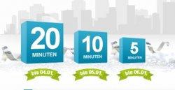 Carsharing mit DriveNow: 4,99€ statt 29€ Anmeldegebühren + 20 Freiminuten – nur bis 4.1 @drive-now.com