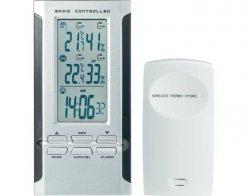 Conrad Thermo-/Hygrometer mit Funk-Uhr für 14,99 € inkl. Versand (28,99 € Idealo) @Meinpaket
