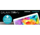 D2 oder D1 Netz +Samsung T805 Galaxy Tab S 10.5 LTE inkl. Datenflat nach Wahl ab 19,95€ @Talkthisway