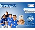 D2: Schalke-Tarif mit Flat ins dt. Festnetz & Mobilfunk + 500MB Flat + Smartphone für 19,04€ mtl. @Schalke-Tarif