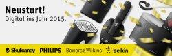 Digital ins neue Jahr! Bis zu 80% Rabatt auf Elektronik @Gravis z.B. Philips SHL3100 Kopfhörer für 11,99 € (46€ Idealo)