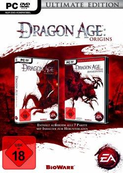 Dragon Age: Origins Ultimate Edition PC-Spiel für 2,99 € (14,49 € Idealo) @Amazon